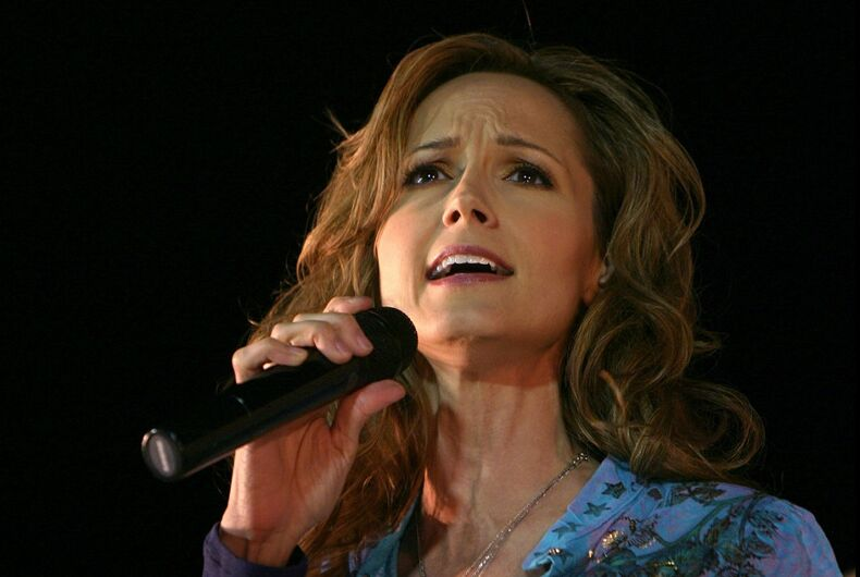 Chely Wright in 2009