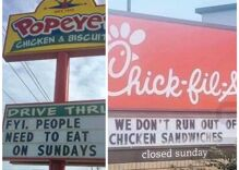 Chick-fil-A vs Popeye's: America is eggscited about The Great Chicken War of 2019