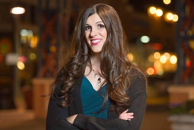 Danica Roem, transgender, politician, Virginia