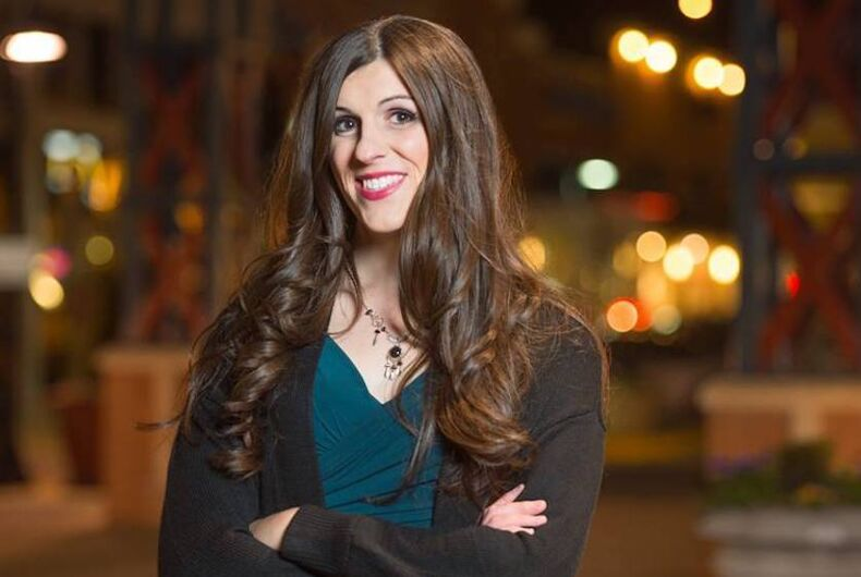 Danica Roem, transgender, politician, Virginia