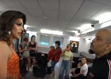 Deranged Christian bursts into library to scream at kids about drag queens & a 'lake of fire'