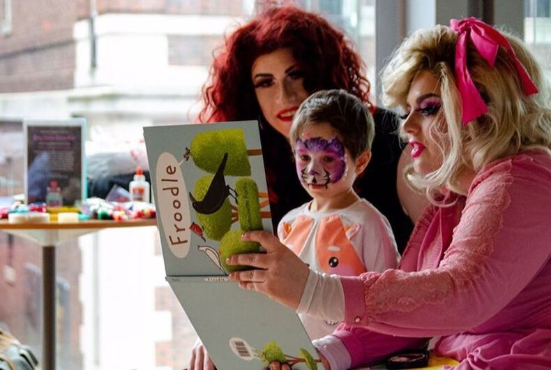 Drag Queen Story Hour, One Million Moms, American Library Association