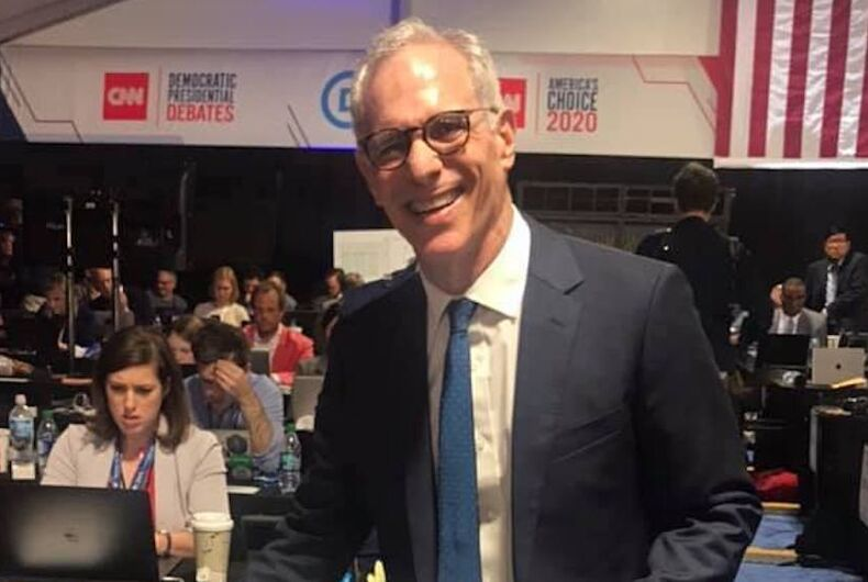 Fred Karger, Truth Squad 2020, gay presidential candidate