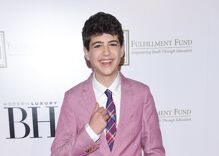 Disney star Joshua Rush just came out as bisexual
