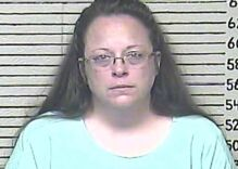 Kim Davis may have to pay thousands to the couples she wouldn't give a marriage license