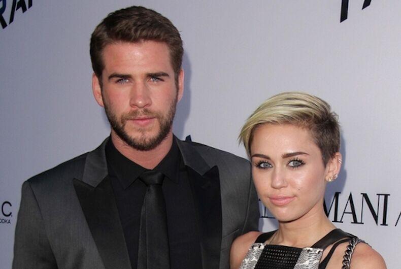 Liam Hemsworth, Miley Cyrus, divorce, separation