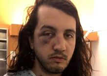 Gaybashing witnesses screamed, 'Stop, you're going to kill him!'