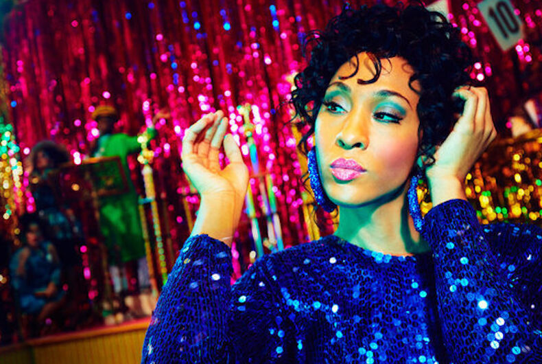 MJ Rodriguez, Pose, Little Shop of Horrors