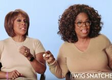 Oprah & Gayle King try to define LGBTQ slang terms & they don't care if they're wrong