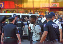 One of the leading causes of death for young gay & bi men is police violence