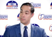 Presidential candidate Julian Castro talks trans issues