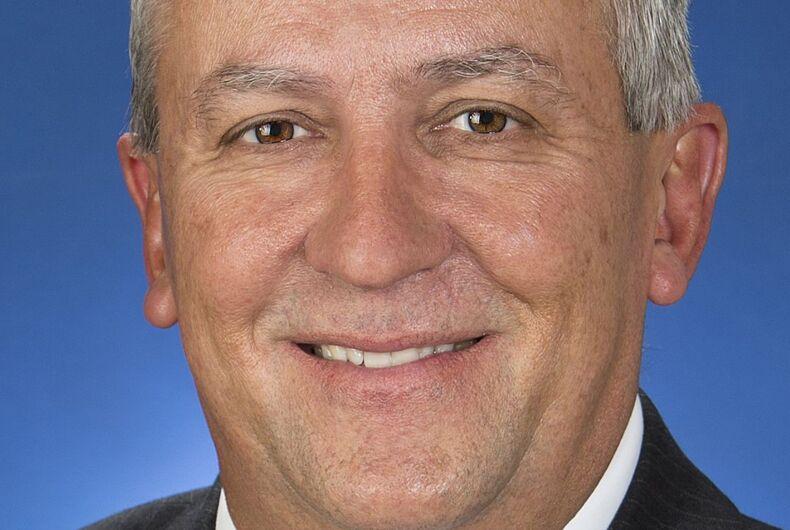 Republican Pennsylvania state senator Mike Folmer