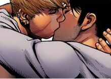 Mayor bans 'Avengers' comic book from book festival over gay kiss