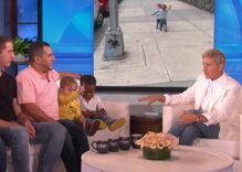 Remember those hugging toddlers from the viral video? One of them has 2 dads.