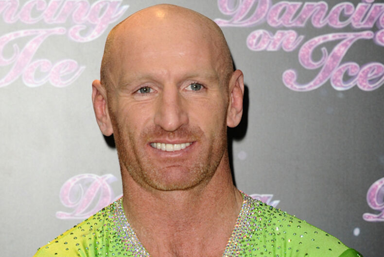 gareth thomas, rugby player, HIV, outed, gay, Welsh,