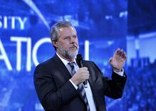 Jerry Falwell Jr called the FBI because so many of his colleagues are spilling the tea