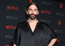 Jonathan Van Ness reveals he secretly married his best friend