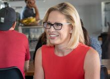Arizona Democrats could vote to censure out Senator Kyrsten Sinema