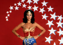 Just in time for Trump's impeachment, Lynda Carter may return as Wonder Woman