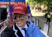 """Milo Yiannopoulos to give """"pray the gay away"""" speech at Penn State University"""