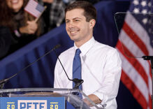 Pete Buttigieg launches past Sanders to top three spot in latest Iowa poll