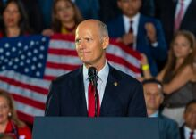 Former governor Rick Scott allowed people to die by rejecting $70 million in HIV funding