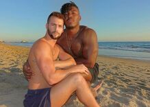 Ryan Russell wrote a romantic poem for his boyfriend & it's what you need to start your day