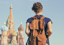 Russian school threatens to expel 'gay' student for having a pink cell phone case