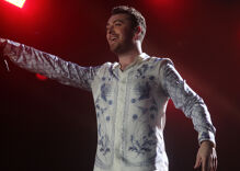 """Sam Smith postpones new """"To Die For"""" album release so it can be renamed"""