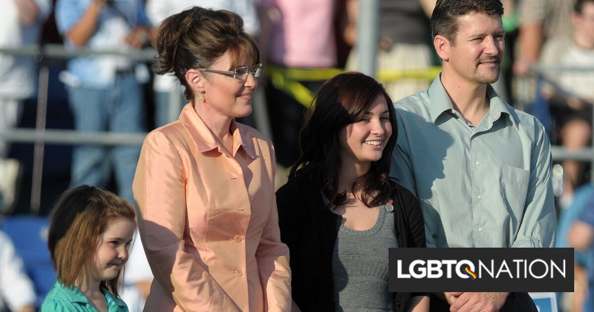 """Sarah Palin says she's considering a run for the Senate """"if God wants me to"""""""