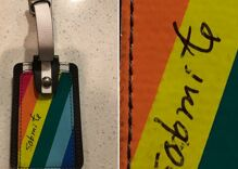Someone wrote 'sodomite' on a woman's luggage tag. Why hasn't Delta looked into it?