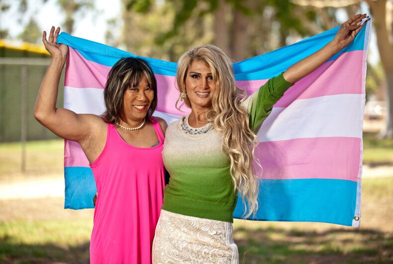 Washington D.C., transgender visibility march, protest
