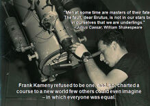Frank Kameny devoted his life to fighting for gay rights. He lived to see several victories.