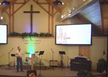 Pastor apologizes & 'cleanses' church after a gay man spoke inside