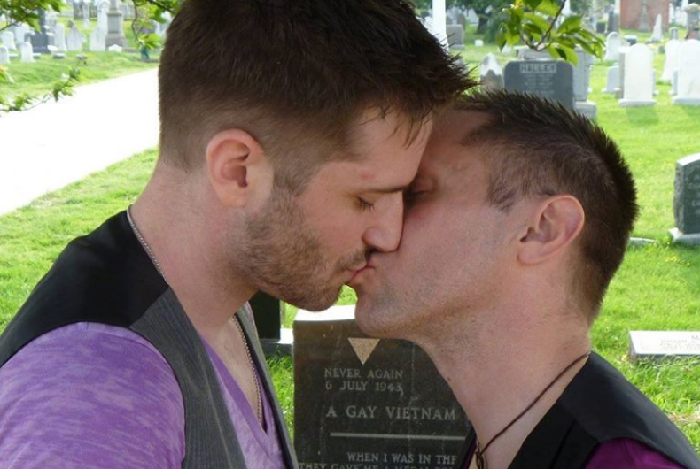 The history of same-sex relationships is the history of marriage