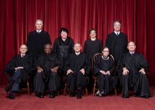 The Supreme Court showed its liberal/conservative split in LGBTQ cases. Here's how it went.
