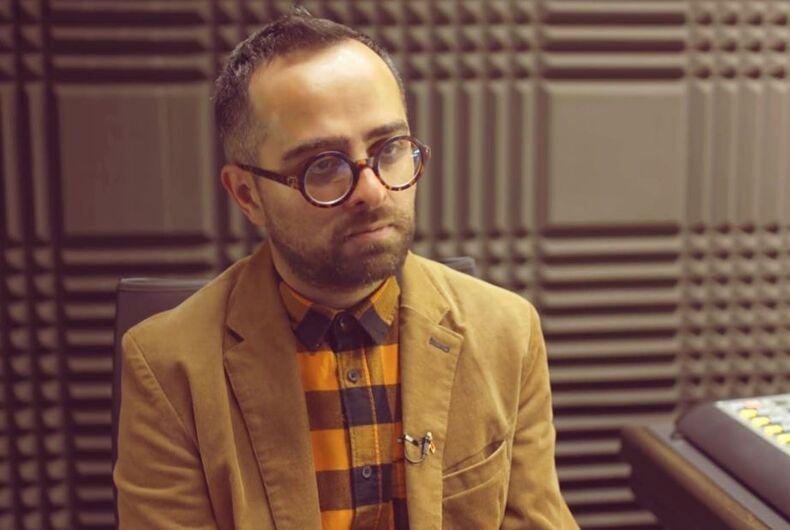 Giorgi Tbilisi co-founded Tbilisi Pride in order to change Georgia's attitudes toward gay people.