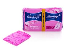 Always will remove the female symbol from maxipad wrapper to be trans-inclusive