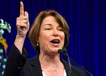 Amy Klobuchar drops out of presidential race & will endorse Joe Biden