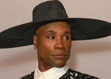 Billy Porter will play the fairy godmother in the upcoming 'Cinderella' movie