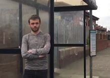 A bus company offered a gay hate crime victim 2 measly tickets as compensation