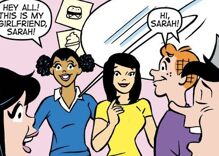 Several 'Archie' comic book characters came out as queer for National Coming Out Day