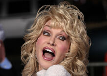 Dolly Parton's new fashion line will include her trademark 'blonde bouffant' wigs