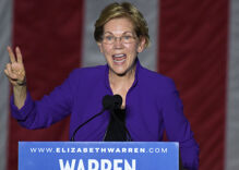 Elizabeth Warren called a gay supporter to thank him for his $3 campaign donation
