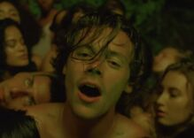 Harry Styles' steamy new music video is being hailed as a 'bisexual anthem'