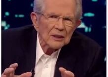 Pat Robertson claims Trump's 'in danger' of losing out on 'heaven'