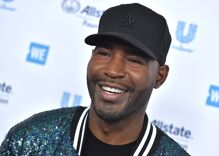 When 'Queer Eye' star Karamo Brown came out, it ended his relationship with his father