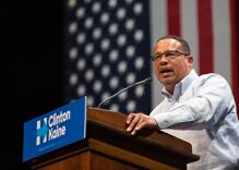 Keith Ellison vows legal fight against company seeking a license to discriminate against gay couples