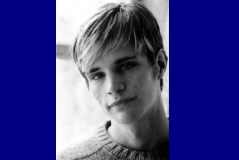 Matthew Shepard was killed in a brutal hate crime in 1998. His parents fought for hate crimes legislation after his death.