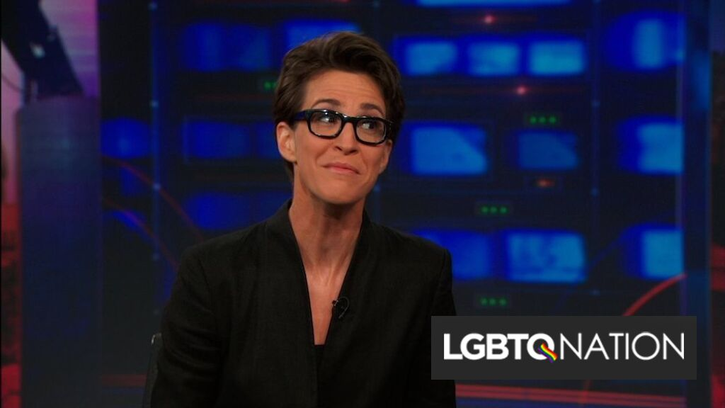 Rachel Maddow proves Susan Collins loved a gay Twitter troll but now hates Neera Tanden's tweets